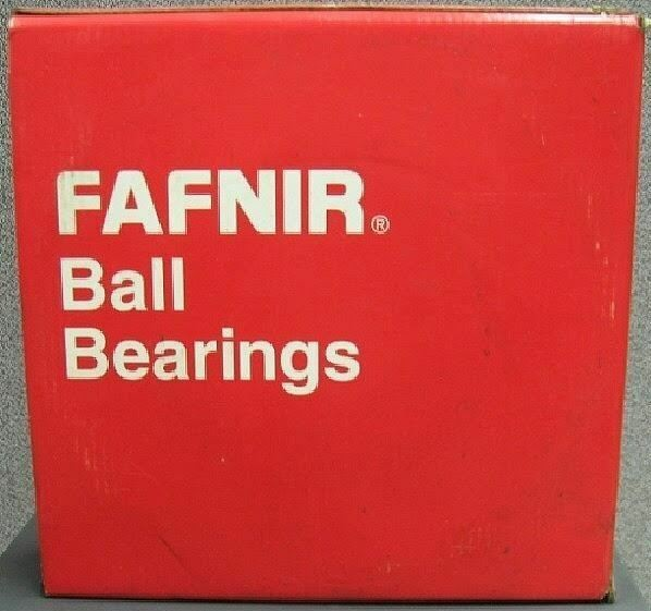 FAFNIR B541 Single Row Ball Bearing