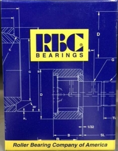 RBC SJ7355/IR7355D NEEDLE ROLLER BEARING
