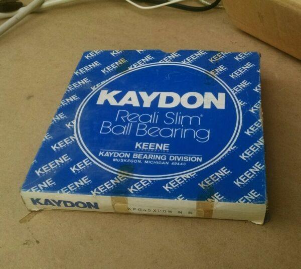 Kaydon KF045XPOM Reali-Slim Ball Bearing 4.5