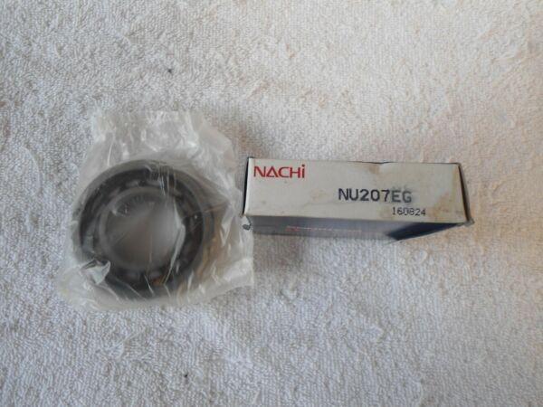 NIB NACHI Bearing   NU207EG