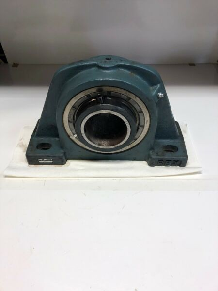 Rexnord REX ZP-5315F Self Aligning Roller Pillow Block Bearing 3-15/16