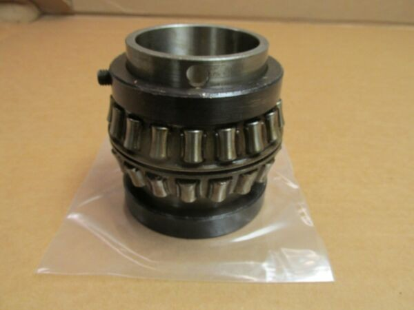 NEW REXNORD 59115 BEARING INSERT DOUBLE CONE 59115 87 mm ID 135 mm Length USA