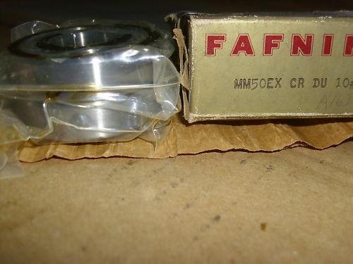 FAFNIR PRECISION BEARING SET MM50EX CR DU ~ New