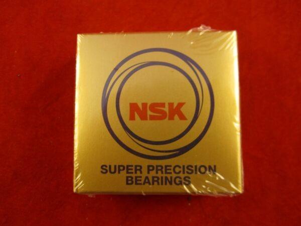 NSK Single Row Angular Contact Ball Bearing 7203CTYNSULP4