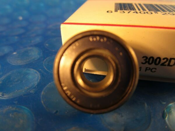 RBC 3002DCTN, 3002 DCTN, Single Row Radial Bearing (=2 SKF, NICE)