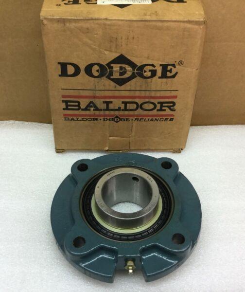 DODGE 126177 FC-SCM-204 4-BOLT FLANGE BEARING 2-1/4