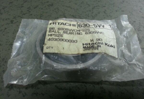 630-5VV Ball Bearing Hitachi Genuine part for Demolition Hammer