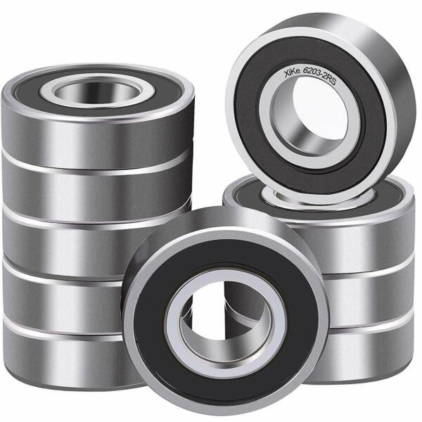 Xike Bearings 17X40X12Mm, Stable Performance And Cost-Effective, Double Seal And