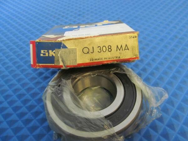 NOS SKF Bearing QJ 308 MA Free Shipping
