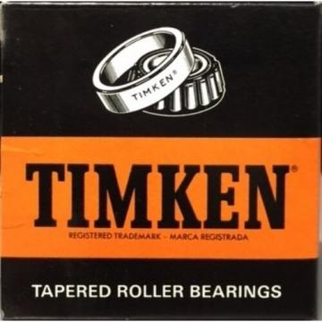 TIMKEN 753A TAPERED ROLLER BEARING, SINGLE CUP, STANDARD TOLERANCE, STRAIGHT ...