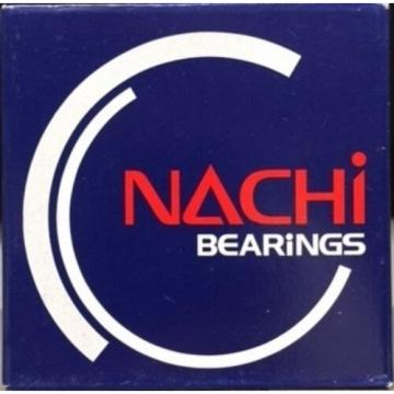 NACHI 6315ZZC3 SINGLE ROW BALL BEARING