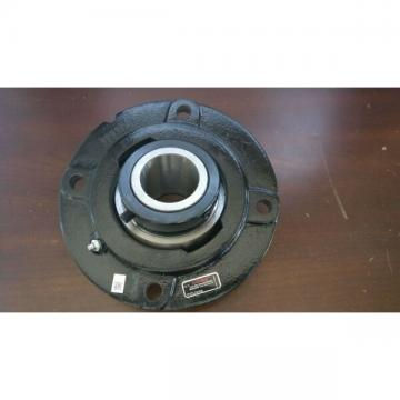 "REXNORD Link Belt FCU335 2 3/16"" (2.1875"") Bore Flange-Mount Ball Bearing Unit"