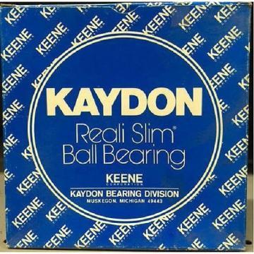 KAYDON KA080CP0 SINGLE ROW BALL BEARING
