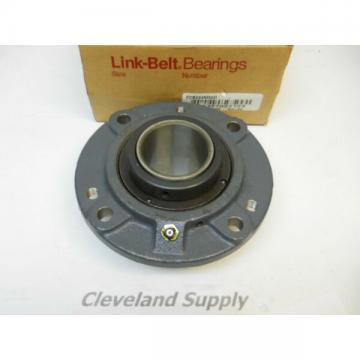 LINK BELT FCB224M50H FLANGE TYPE PILLOW BLOCK BEARING 50MM BORE NEW IN BOX