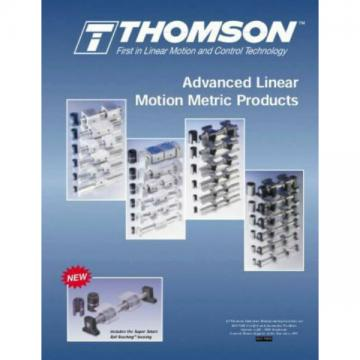 THOMSON CG35AABNLL LINEAR BEARING