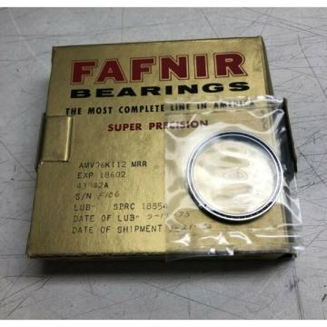 FAFNIR BEARINGS SUPER PRECISION 43942A BALL