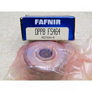 "Fafnir Torrington DPP8 FS464 Aircraft Bearing 1/2"" ID X 1.6875"" OD X .9375 Wide"