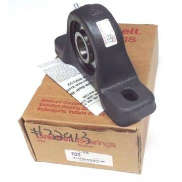 NIB REXNORD LINK-BELT PU319 PILLOW BLOCK BEARING 1-3/16''