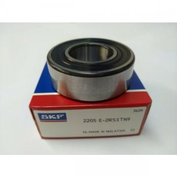 SKF 2205 E-2RS1TN9 Double Row Self Aligning Bearing 25X52X18mm