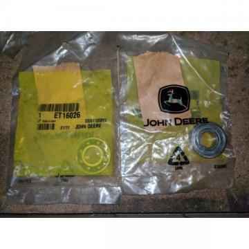 1 X JOHN DEERE LAWN MOWER BEARING ET6026