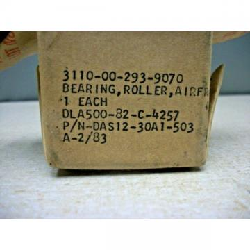 Rexnord DAS12-30A1-503 Sealed  Air Frame Bearing