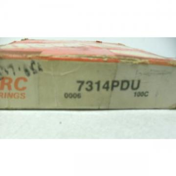 TRW 7314PDU SINGLE ROW BALL BEARUING, NEW, USA