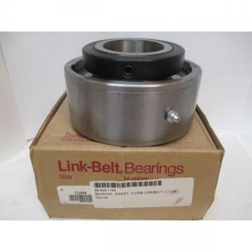 "NEW LINK-BELT INSERT BEARING CU339 2-7/16"" BORE"