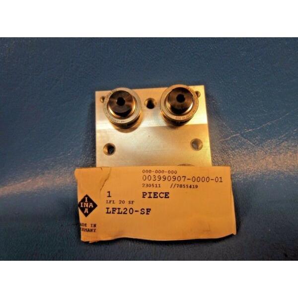 INA LFL20-SF Roller Bearing Block (FAG, THK, Timken, Torrington) #1 image