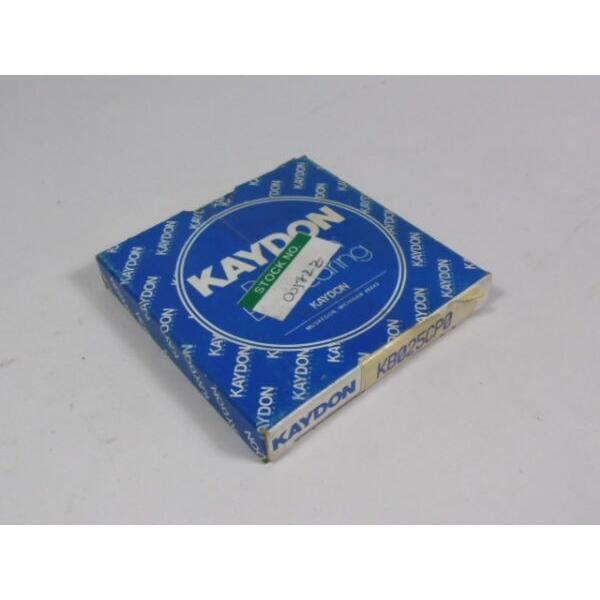 "Kaydon KB025CP0 Reali-Slim Bearing 2.5x3.125""  NEW #1 image"